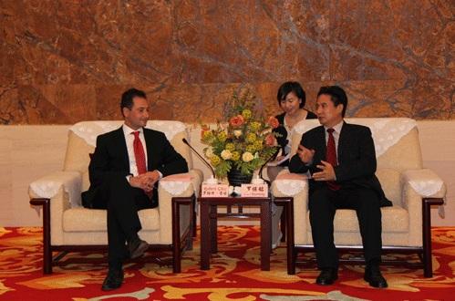 PEI Premier Delegation visiting Hainan, China