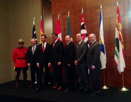 The Council of Atlantic Premiers (CAP) Brazil Mission