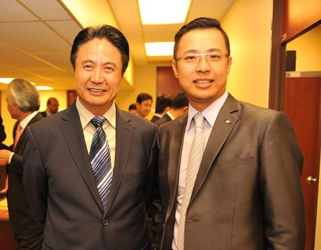 Governor of Hainan visited Prince Edward Island in September, 2010